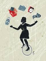 The Juggling Act – Balancing Motherhood and Self-Employment